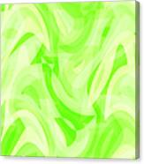 Abstract Waves Painting 0010076 Canvas Print