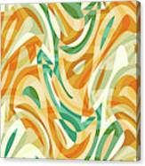 Abstract Waves Painting 0010105 Canvas Print