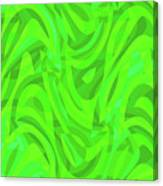 Abstract Waves Painting 0010106 Canvas Print