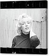 Actress Marilyn Monroe Canvas Print Canvas Art By Alfred Eisenstaedt