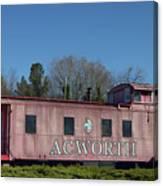 Acworth Ga Canvas Print