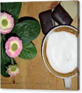Afternoon Pick-me-up Canvas Print