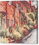 Again Adelstrop Canvas Print