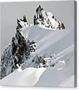Aiguille Du Midi Canvas Print