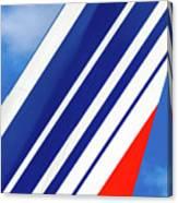 Air France 777 1 Canvas Print