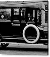 Ambulance - Armstrong And Hotson 1918 Canvas Print