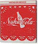 An Ice Cold Nuka Cola - Fallout Universe Canvas Print