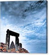 Angkor Canvas Print