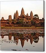 Angkor Wat - Siem Reap - Cambodia Canvas Print