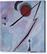 Angular Line - Linea Angolare, 1930 Canvas Print