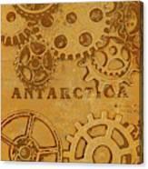 Antarctech Canvas Print
