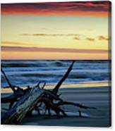 Approaching Tide Canvas Print
