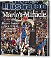 April 14, 2008 Sports Illustrate Sports Illustrated Cover Canvas Print