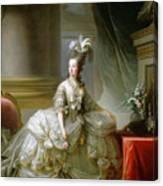 Archduchess Marie Antoinette  Canvas Print