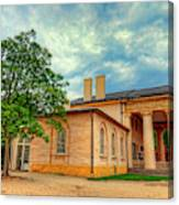 Arlington House Canvas Print