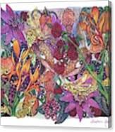 Armadillo Dreams Canvas Print