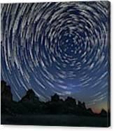 Astroscapes 0 Canvas Print