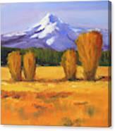 Autumn Mountain Canvas Print