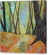 Autumn's Arrival II Canvas Print
