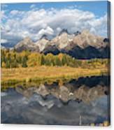 Autumn's Beauty Canvas Print