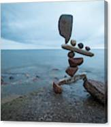 Balancing Art #69 Canvas Print