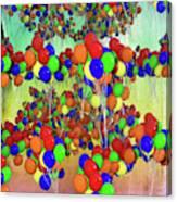 Balloons Everywhere Canvas Print