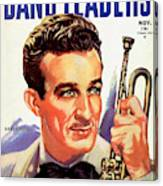 Band Leaders Harry James, 1931 Poster Canvas Print