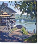 Bar At Lewiston Canvas Print