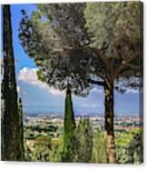 Barberini View Canvas Print