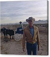 Barry Goldwater Canvas Print