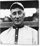 Baseball Player Honus Wagner Canvas Print