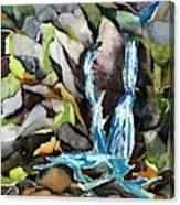 Bash Bish Falls - 3 Canvas Print