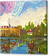 Bayou Saint John One Canvas Print