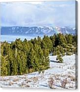 Bear Lake Scenic Byway Canvas Print