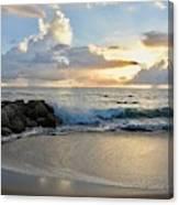 Beautiful Morning Canvas Print