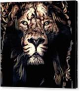 Beauty's Beast Canvas Print