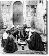 El Bireh Feast Canvas Print