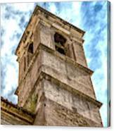 Bell Tower Canvas Print