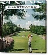 Ben Hogan, 1954 Masters Tournament Sports Illustrated Cover Canvas Print