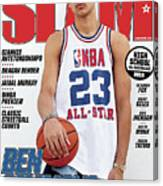 Ben Simmons: Heir to the Throne SLAM Cover Canvas Print