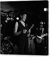 Bettye Lavette Performs In Los Angeles Canvas Print