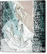 Black Ivory Issue 1b29a Canvas Print