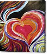 Black Love Is . . . Canvas Print