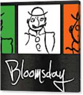 Bloomsday Canvas Print
