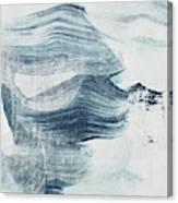 Blue #1 Canvas Print