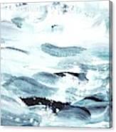 Blue #11 Canvas Print