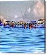 Boat Party Toronto  Canvas Print
