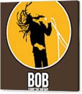 Bob Poster Canvas Print