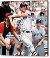 Boston Red Sox Carl Yastrzemski... Sports Illustrated Cover Canvas Print