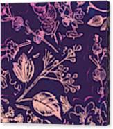 Botanical Branching Canvas Print
